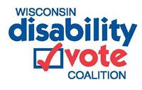 Wisconsin Disability Vote Coalition Logo