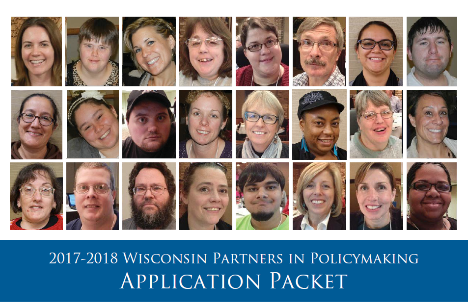 Apply for the next Partners in Policymaking Class!