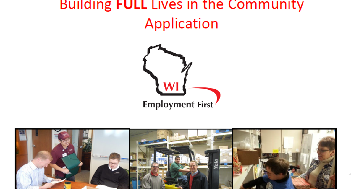 Apply for a Building Full Lives Grant