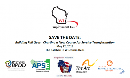Employment First Conference –  Save the Date