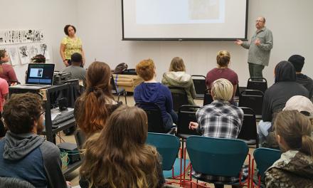 SPARKS Grant Recipients Speak at NIU