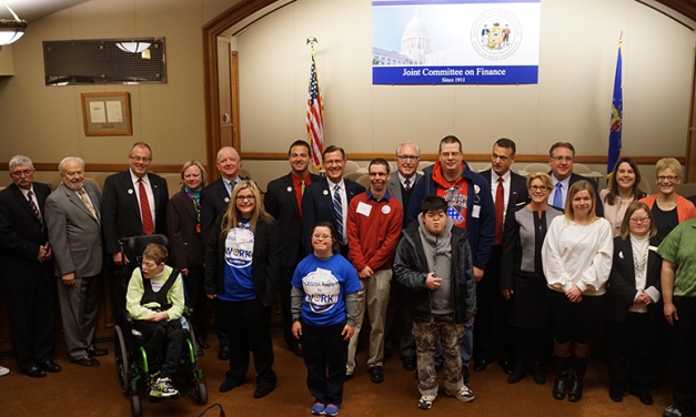 Summit at Capitol Champions Increased Employment for People with Disabilities