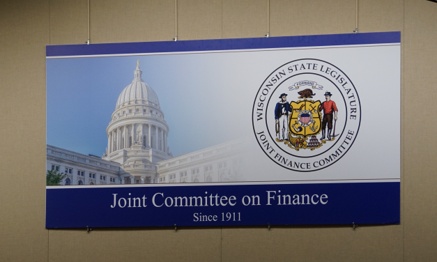 Joint Committee on Finance: State Budget Public Hearings