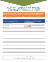 SDM-Tracking Form