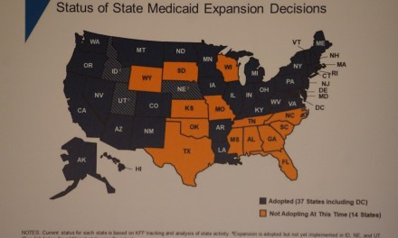 Medicaid Expansion Call-In Day Wednesday May 8th