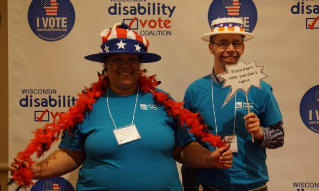 Voting News from the WI Disability Vote Coalition