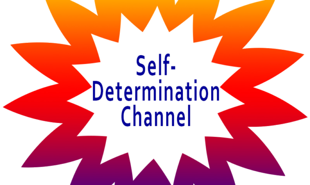 New video out on the Self-Determination YouTube Channel!