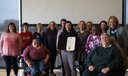 November is National Family Caregiver Month
